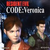 Jaquette Resident Evil : Code Veronica