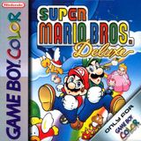 Jaquette Super Mario Bros. Deluxe