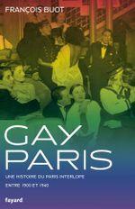 Couverture Gay Paris