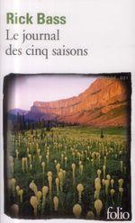 Couverture Journal des cinq saisons