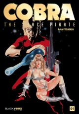 Couverture Cobra The Space Pirate