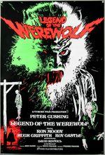 Affiche Legend of the Werewolf