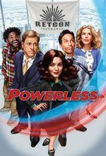 Affiche Powerless