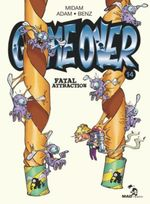 Couverture Fatal Attraction - Game Over, tome 14