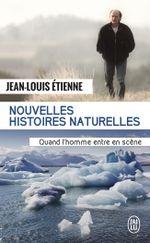 Couverture Nouvelles histoires naturelles