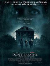 Affiche Don't Breathe - La Maison des ténèbres