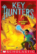 Couverture The Wizard's War (Key Hunters #4)