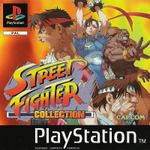 Jaquette Street Fighter Collection