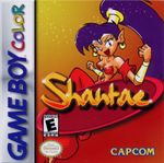Jaquette Shantae