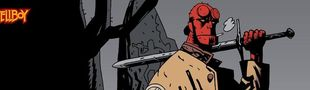 Cover Hellboy : guide de lecture de l'univers de Mike Mignola 2017