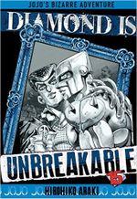 Couverture Diamond is Unbreakable, Vol.15 - Jojo's Bizarre Adventure (Saison 4), tome 43