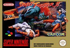 Jaquette Street Fighter II