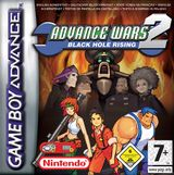 Jaquette Advance Wars 2 : Black Hole Rising
