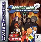 Jaquette Advance Wars 2: Black Hole Rising