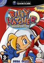 Jaquette Billy Hatcher and the Giant Egg