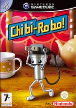 Jaquette Chibi-Robo!