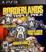 Jaquette Borderlands Triple Pack