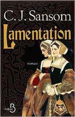 Couverture Lamentation