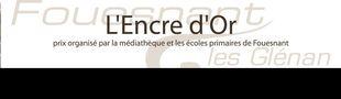 Cover La sélection du prix L'Encre d'or 2016-2017