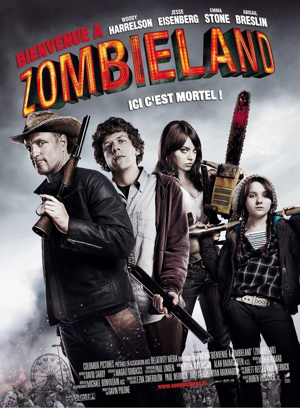 film drole zombie