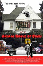 Affiche Animal House of Blues 33 1/3