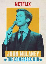 Affiche John Mulaney: The Comeback Kid
