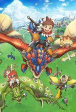 Affiche Monster Hunter Stories: Ride On