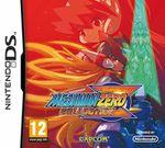 Jaquette Mega Man Zero Collection