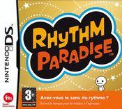 Jaquette Rhythm Paradise