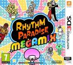 Jaquette Rhythm Paradise Megamix