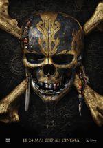 Affiche Pirates des Caraïbes : La Vengeance de Salazar