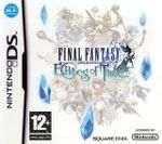 Jaquette Final Fantasy Crystal Chronicles : Echoes of Time