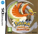 Jaquette Pokémon Version Or HeartGold