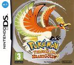 Jaquette Pokémon Version Or HeartGold