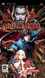 Jaquette Castlevania : The Dracula X Chronicles