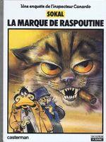 Couverture La Marque de Raspoutine - L'Inspecteur Canardo, tome 2
