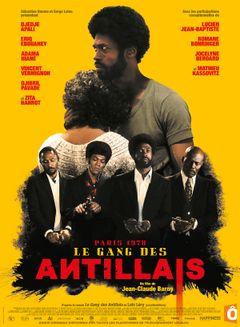 Affiche Le Gang des Antillais