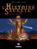 Couverture Le Messie blanc - L'Histoire secrète, tome 33