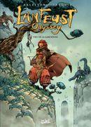 Couverture Tseu-Hi la gardienne - Lanfeust Odyssey, tome 8