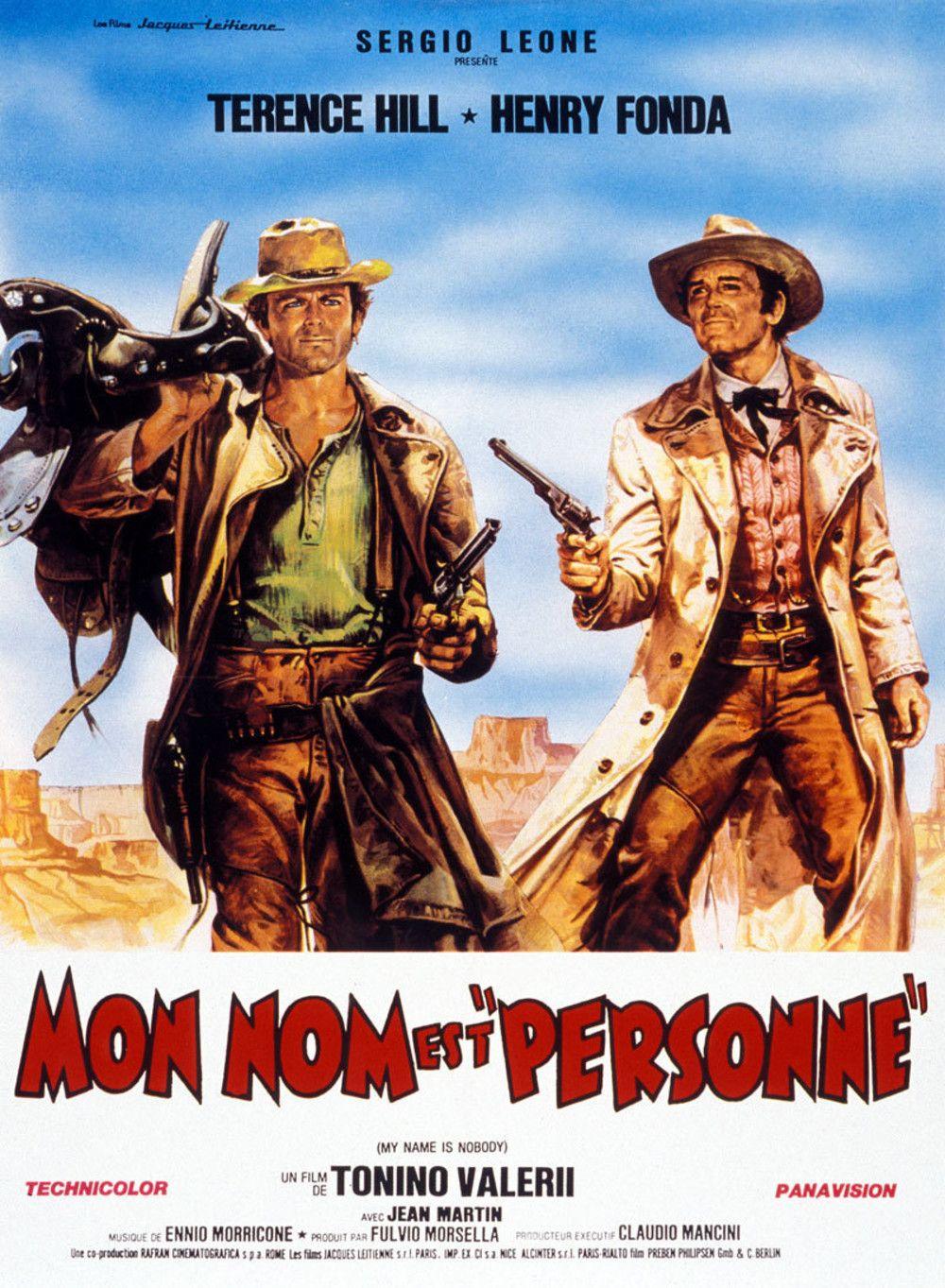 Mon nom est Personne - Film (1973) - SensCritique
