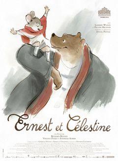 Affiche Ernest et Célestine