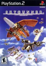 Jaquette SkyGunner