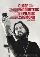Affiche Close Encounters with Vilmos Zsigmond