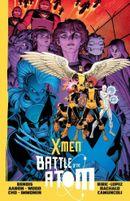 Couverture X-Men: Battle of the Atom