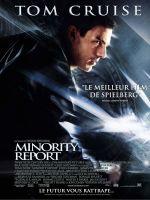 Affiche Minority Report