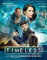 Affiche Timeless