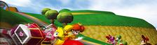 Jaquette Mario Kart: Double Dash!!