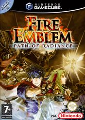 Jaquette Fire Emblem: Path of Radiance