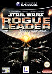 Jaquette Star Wars: Rogue Squadron II - Rogue Leader