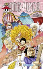 Couverture Vers une bataille sans précédent - One Piece, tome 80
